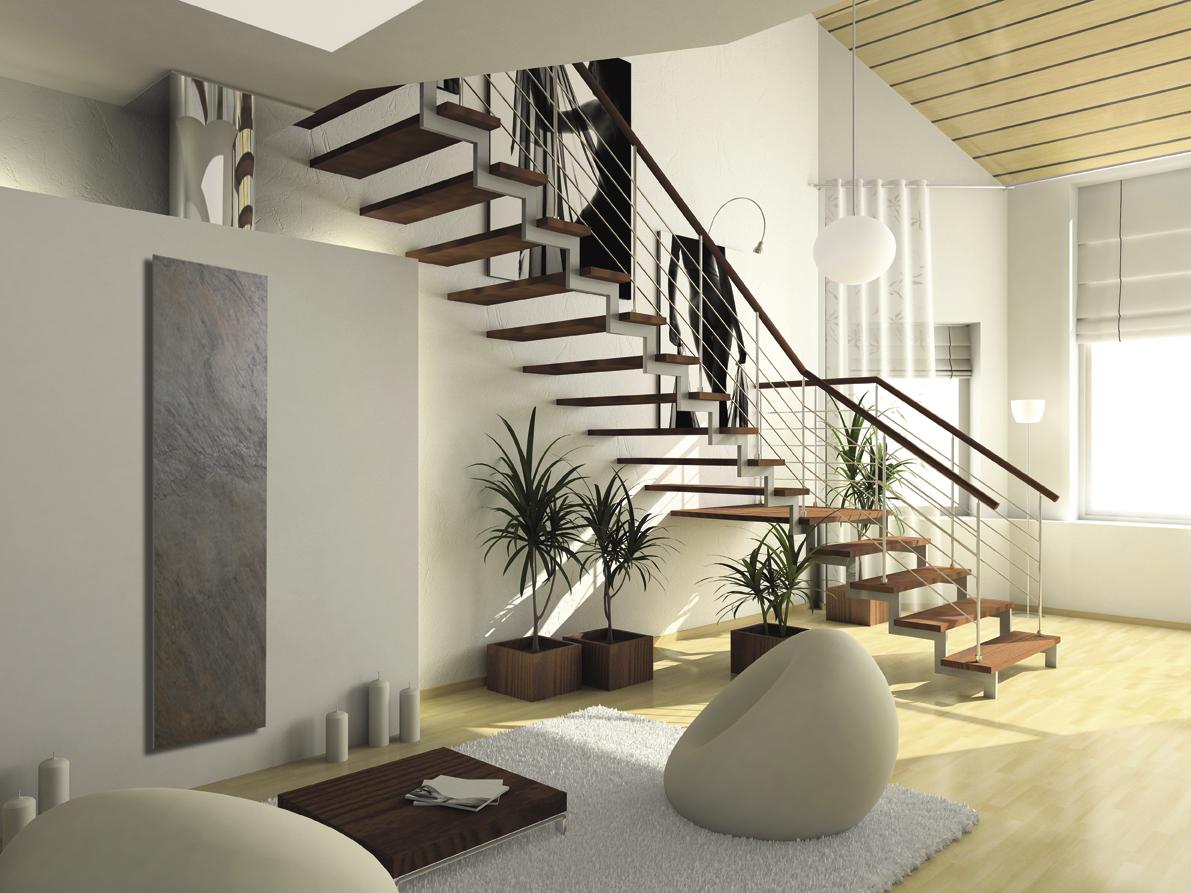 radiateurs design pierre